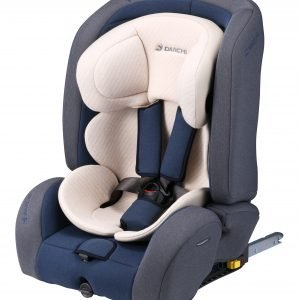 DAIICHII CAR SEAT D-GUARD TODDLER ORGANIC GRAY FIX-N