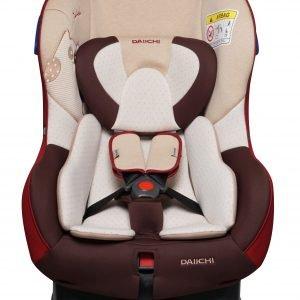 DAIICHI CAR SEAT DUALWELL ORGANIC RED