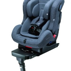 DAIICHI CAR SEAT FIRST7 PLUS CHARCOAL FIX