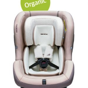 DAIICHI CAR SEAT FIRST7 PLUS ORGANIC BROWN
