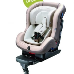 DAIICHI CAR SEAT FIRST7 PLUS ORGANIC BROWN FIX